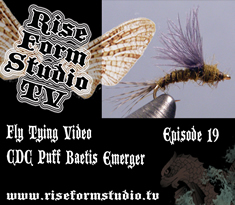 Fly Tying Video 19