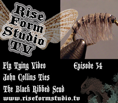 Fly Tying Video Scud