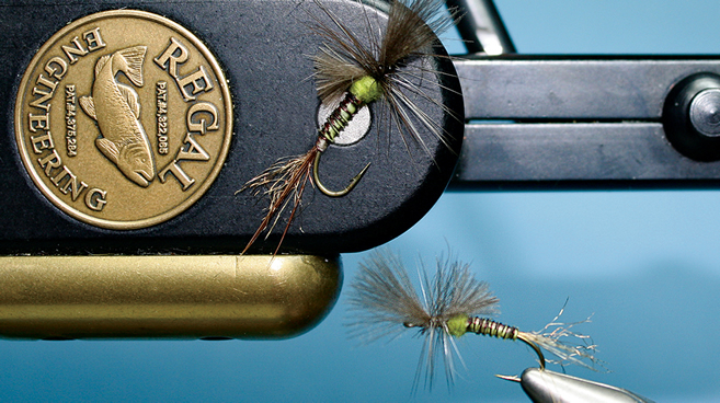 Last Chance Cripple Cornuta Fly Tying Video